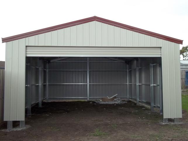 Roll up doors bayside garage centre for Bayside garage doors