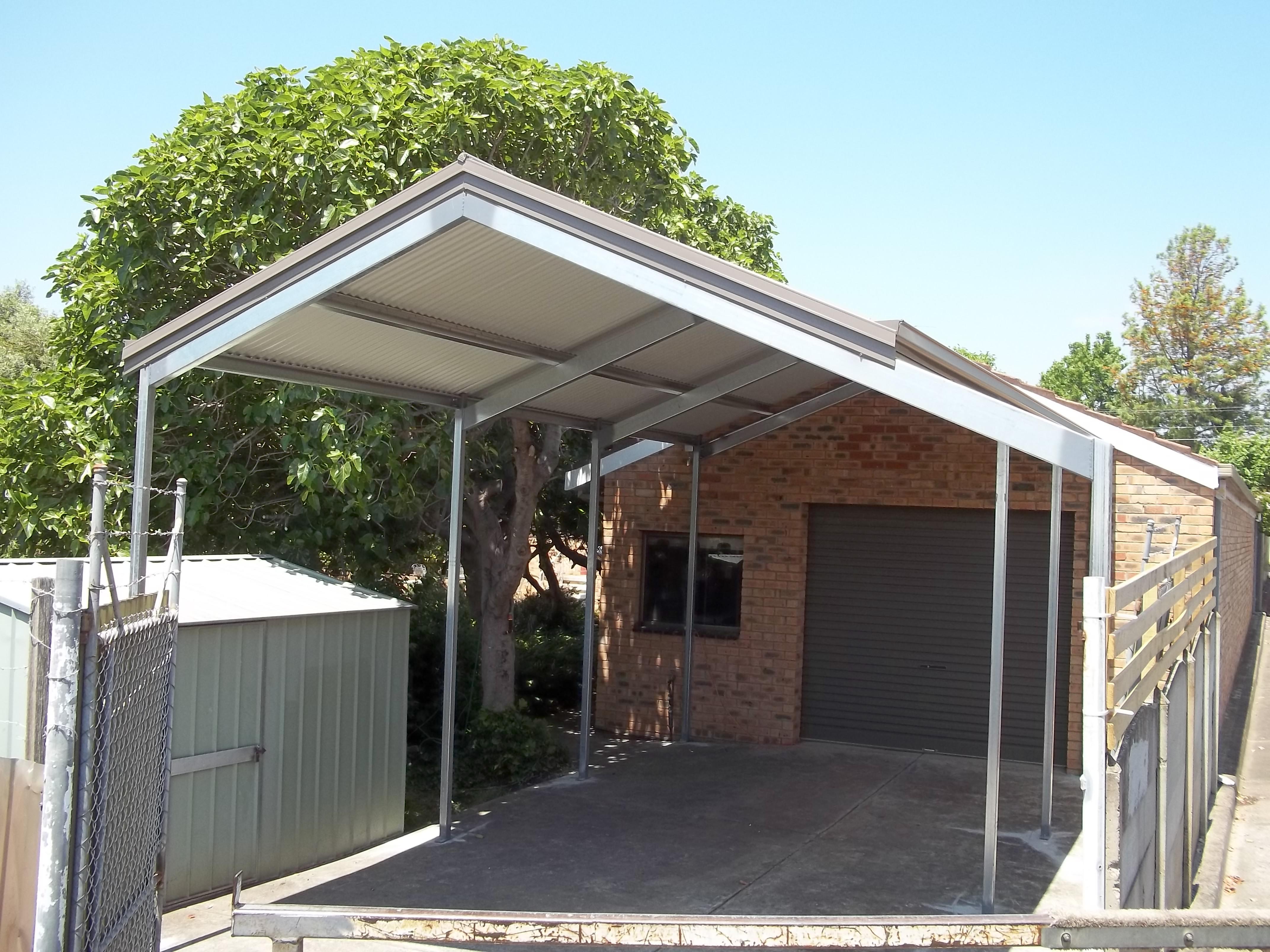 Carports bayside garage centre for Bayside garage doors